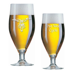 Beer Tats Ale Glasses