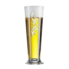 Beer Tats Pilsner Glasses