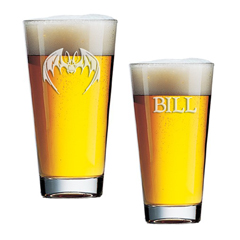 Beer Tats Pub Glasses