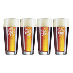 Beer Tats Willi Becher Beer Glasses